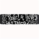 Panic ! At The Disco Lyric Quotes Large Bar Mats 34 x9.03 Bar Mat - 1