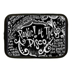 Panic ! At The Disco Lyric Quotes Netbook Case (medium)