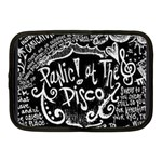 Panic ! At The Disco Lyric Quotes Netbook Case (Medium)  Front