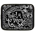 Panic ! At The Disco Lyric Quotes Netbook Case (Large) Front