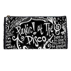 Panic ! At The Disco Lyric Quotes Pencil Cases