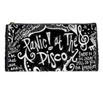 Panic ! At The Disco Lyric Quotes Pencil Cases Front
