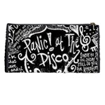 Panic ! At The Disco Lyric Quotes Pencil Cases Back