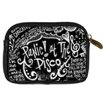 Panic ! At The Disco Lyric Quotes Digital Camera Cases Back