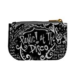Panic ! At The Disco Lyric Quotes Mini Coin Purses Back