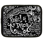 Panic ! At The Disco Lyric Quotes Netbook Case (XXL)  Front