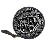 Panic ! At The Disco Lyric Quotes Classic 20-CD Wallets Front