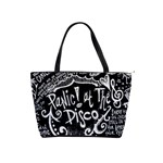 Panic ! At The Disco Lyric Quotes Shoulder Handbags Front