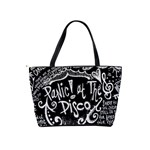 Panic ! At The Disco Lyric Quotes Shoulder Handbags Back