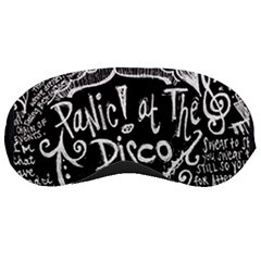 Panic ! At The Disco Lyric Quotes Sleeping Masks