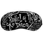 Panic ! At The Disco Lyric Quotes Sleeping Masks Front