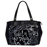 Panic ! At The Disco Lyric Quotes Office Handbags Front