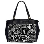 Panic ! At The Disco Lyric Quotes Office Handbags (2 Sides)  Front