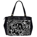 Panic ! At The Disco Lyric Quotes Office Handbags (2 Sides)  Back