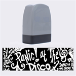 Panic ! At The Disco Lyric Quotes Name Stamps 1.4 x0.5  Stamp