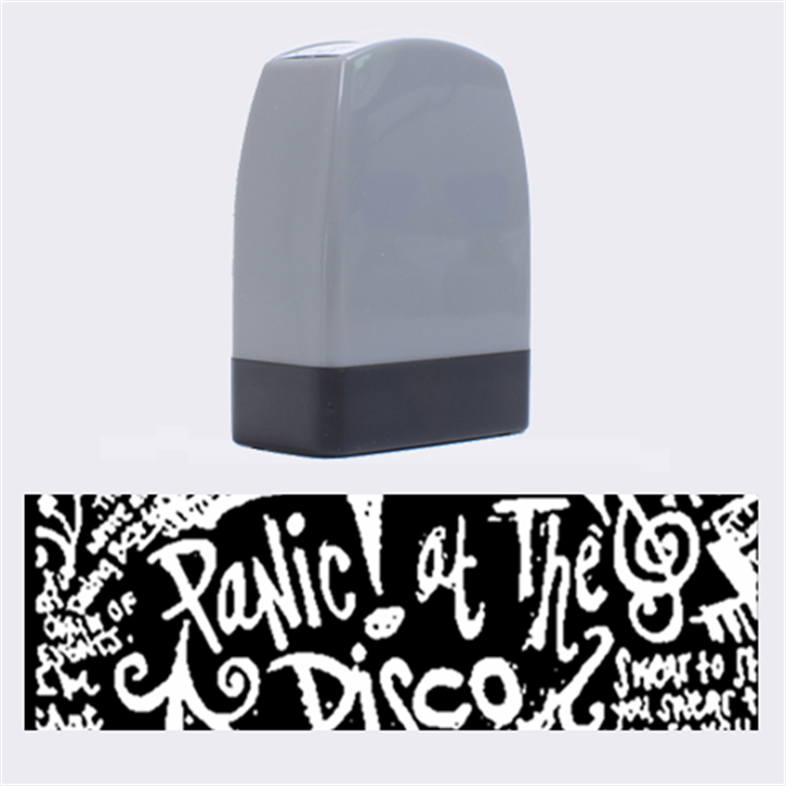 Panic ! At The Disco Lyric Quotes Name Stamps
