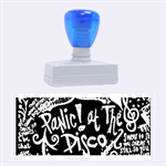 Panic ! At The Disco Lyric Quotes Rubber Stamps (Large) 2.26 x1.05  Stamp