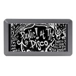 Panic ! At The Disco Lyric Quotes Memory Card Reader (Mini) Front