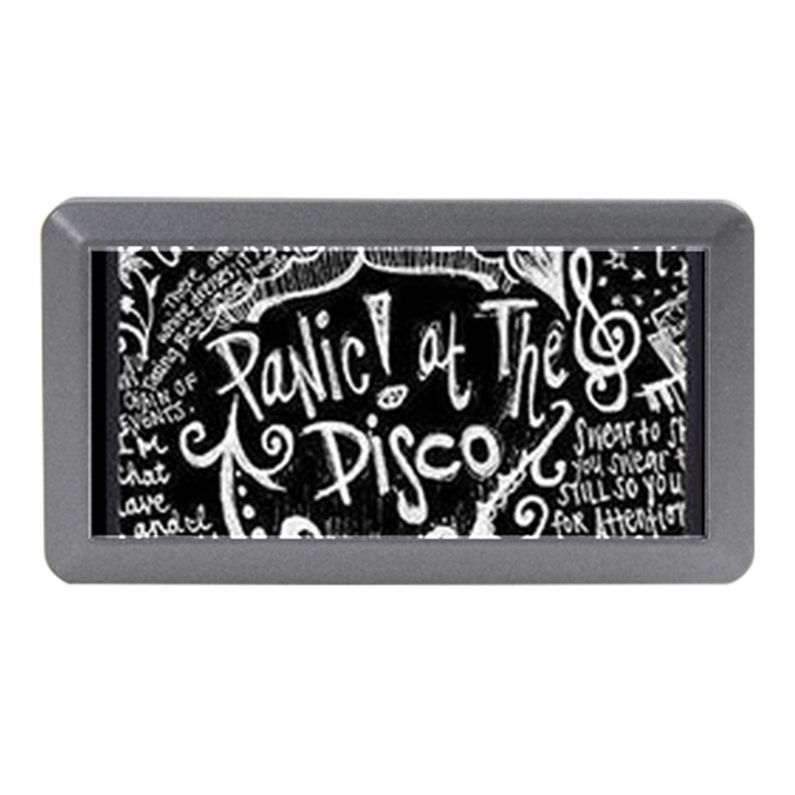 Panic ! At The Disco Lyric Quotes Memory Card Reader (Mini)