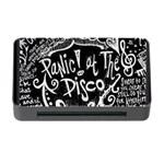 Panic ! At The Disco Lyric Quotes Memory Card Reader with CF Front