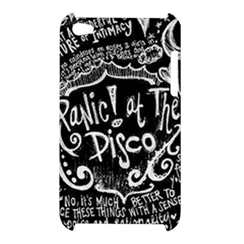 Panic ! At The Disco Lyric Quotes Apple iPod Touch 4