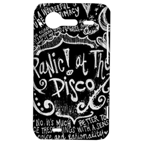 Panic ! At The Disco Lyric Quotes HTC Incredible S Hardshell Case