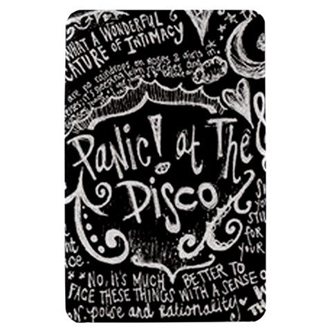 Panic ! At The Disco Lyric Quotes Kindle Fire (1st Gen) Hardshell Case