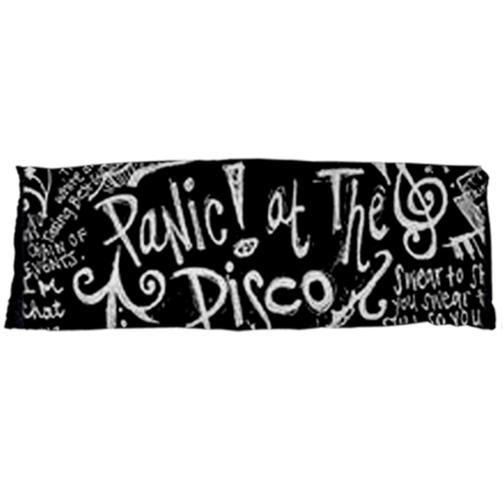 Panic ! At The Disco Lyric Quotes Body Pillow Case (Dakimakura)