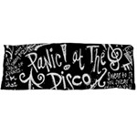 Panic ! At The Disco Lyric Quotes Body Pillow Case Dakimakura (Two Sides) Back
