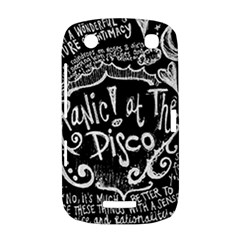 Panic ! At The Disco Lyric Quotes BlackBerry Curve 9380