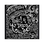 Panic ! At The Disco Lyric Quotes Acrylic Tangram Puzzle (6  x 6 ) Front