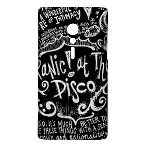Panic ! At The Disco Lyric Quotes Sony Xperia ion