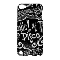 Panic ! At The Disco Lyric Quotes Apple iPod Touch 5 Hardshell Case