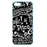 Panic ! At The Disco Lyric Quotes Apple Seamless iPhone 5 Case (Color) Front