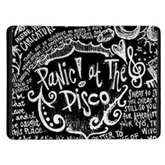 Panic ! At The Disco Lyric Quotes Kindle Fire (1st Gen) Flip Case