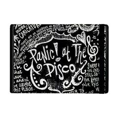 Panic ! At The Disco Lyric Quotes Apple Ipad Mini Flip Case