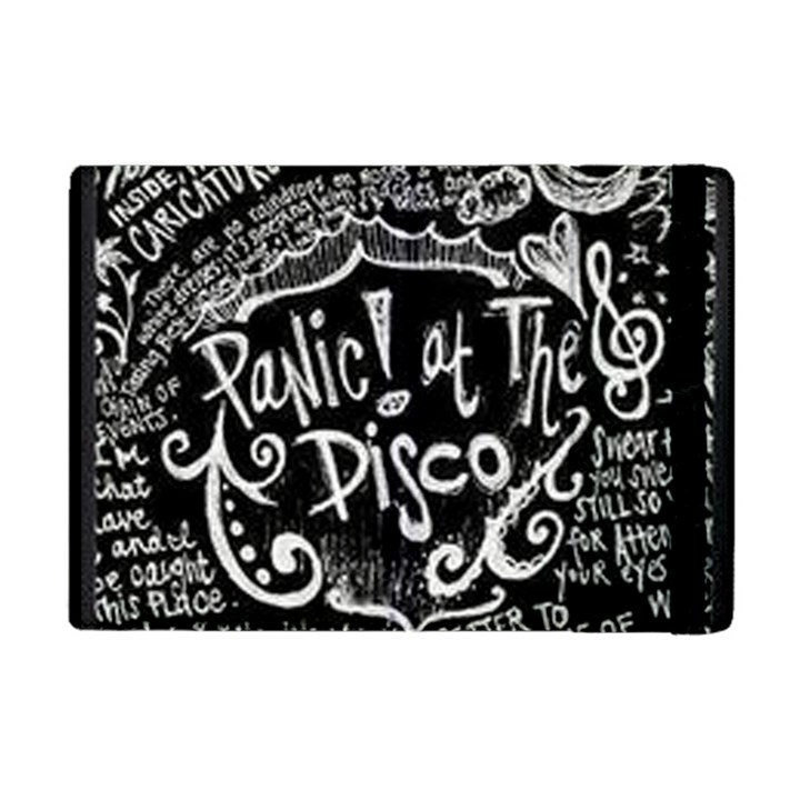 Panic ! At The Disco Lyric Quotes Apple iPad Mini Flip Case