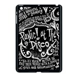 Panic ! At The Disco Lyric Quotes Apple iPad Mini Case (Black) Front