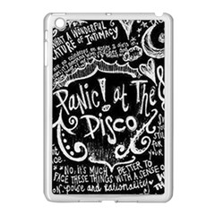 Panic ! At The Disco Lyric Quotes Apple Ipad Mini Case (white)