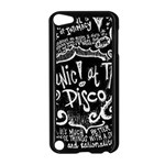 Panic ! At The Disco Lyric Quotes Apple iPod Touch 5 Case (Black) Front