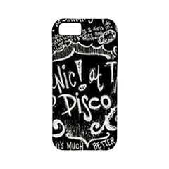 Panic ! At The Disco Lyric Quotes Apple Iphone 5 Classic Hardshell Case (pc+silicone)