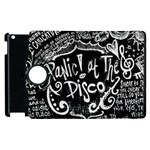 Panic ! At The Disco Lyric Quotes Apple iPad 3/4 Flip 360 Case Front