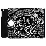 Panic ! At The Disco Lyric Quotes Apple iPad Mini Flip 360 Case Front