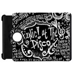 Panic ! At The Disco Lyric Quotes Kindle Fire HD Flip 360 Case Front