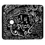 Panic ! At The Disco Lyric Quotes Samsung Galaxy Note II Flip 360 Case Front