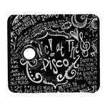 Panic ! At The Disco Lyric Quotes Samsung Galaxy S  III Flip 360 Case Front