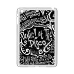 Panic ! At The Disco Lyric Quotes iPad Mini 2 Enamel Coated Cases Front