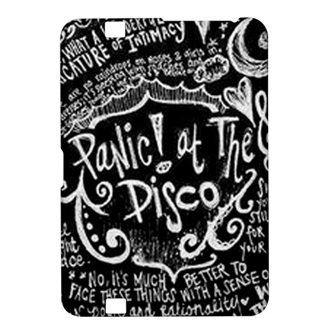 Panic ! At The Disco Lyric Quotes Kindle Fire HD 8.9