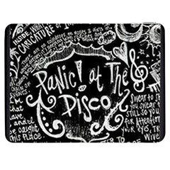 Panic ! At The Disco Lyric Quotes Samsung Galaxy Tab 7  P1000 Flip Case