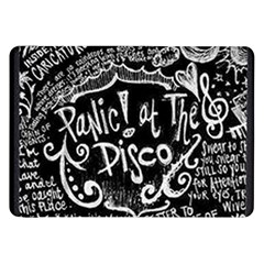Panic ! At The Disco Lyric Quotes Samsung Galaxy Tab 8 9  P7300 Flip Case